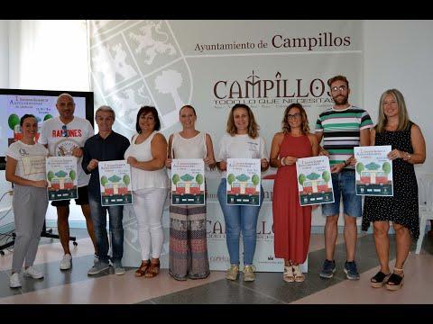 I Encuentro Solidario de Autocaravanas en Campillos
