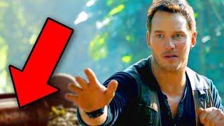 Video Jurassic World Fallen Kingdom TRAILER BREAKDOWN - Easter Eggs & Details You Missed! MP3, 3GP, MP4, WEBM, AVI, FLV Mei 2018