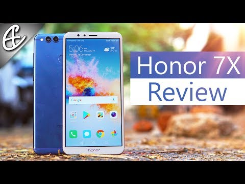 Huawei Honor 7X Review - Almost Perfect!