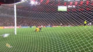 Gols do jogo Flamengo 3 x 0 Fluminense - 14ª Rodada Carioca 2015 - 05/04/2015.