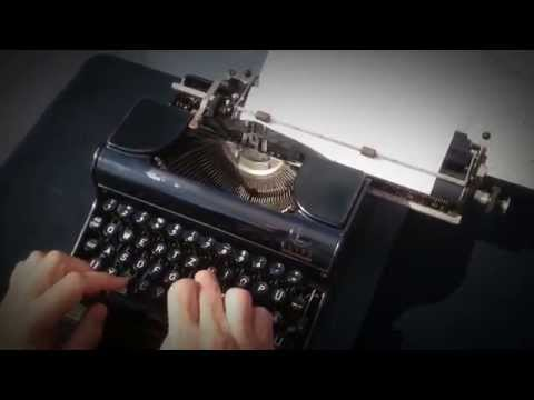 Olympia Elite 1930er Jahre Schreibmaschine