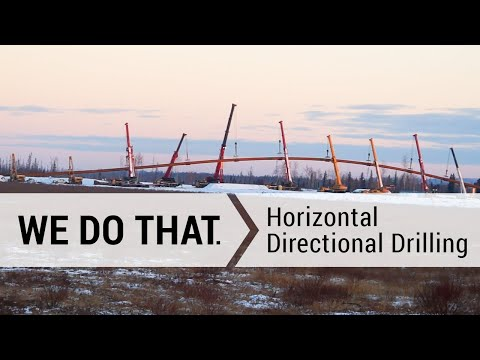 Horizontal Directional Drilling - We Do That - Michels Corporation