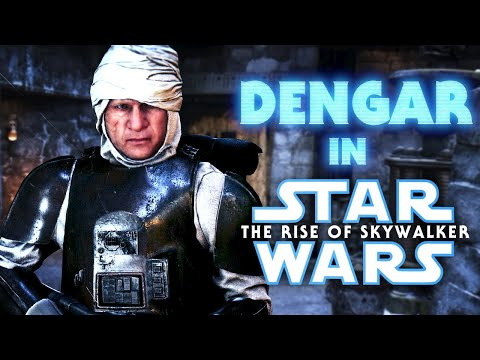 Dengar's Secret Cameo in Star Wars: The Rise of Skywalker?