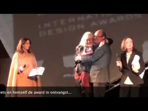 Lensvelt wint Elle Decoration award
