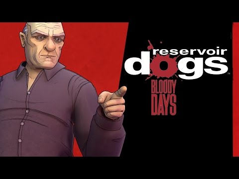 Reservoir Dogs: Bloody Days - Launch Trailer
