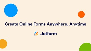 On February 1, we are introducing JotForm 4.0, our newest online form builder for mobile devices and desktops! Build forms anywhere, anytime.