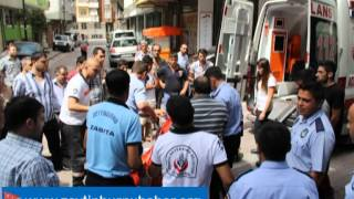 Zeytinburnu Telsiz Mahalesi 85/3.A Sokakta Esnafla Zabıta Arsında Kavga Çıktı