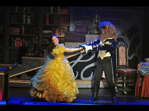 Beauty And The Beast Live- Be Our Guest