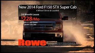 Ford F150 Fusion - Rowe Auburn