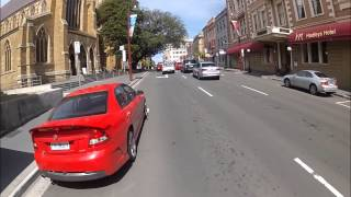 Hobart Australia  City pictures : GoPro Hobart by Bike on Australia day