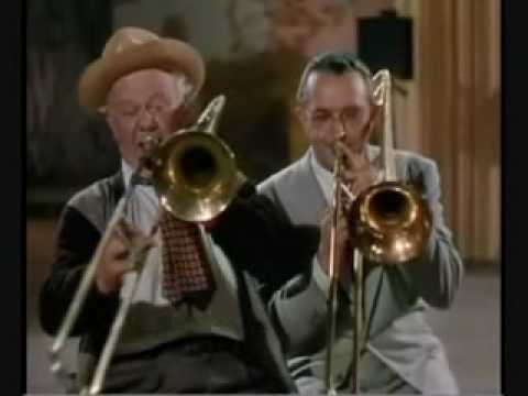 Charles Winninger and Tommy Dorsey – I Love Corny Music