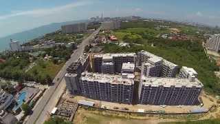 Atlantis Condo Resort Pattaya - Construction Fly Over