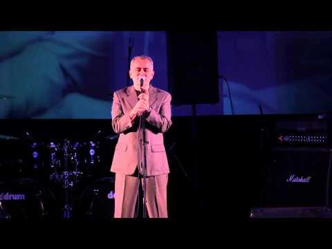 Фрагменты концерта-презентации нового альбома Владимира Мирзы на стихи Риммы Казаковой 'Храни меня любовь'