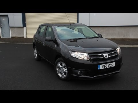 Dacia Sandero full review