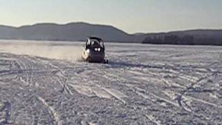 7. Ski-Doo Elite - Fourth Lake, Old Forge, NY