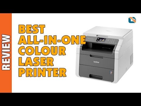 Brother DCP-9015CDW BEST All in One Compact Colour Laser Printer MFC Review