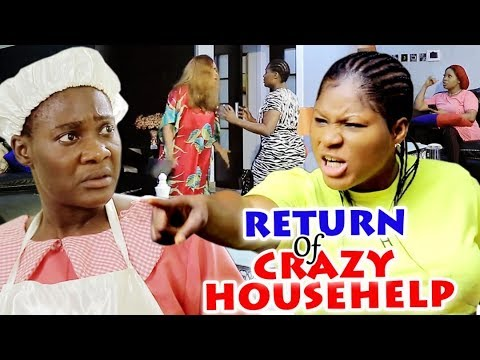 Return Of The Crazy House Help Season 3&4 - Mercy Johnson ll 2019 Latest Nigerian Nollywood