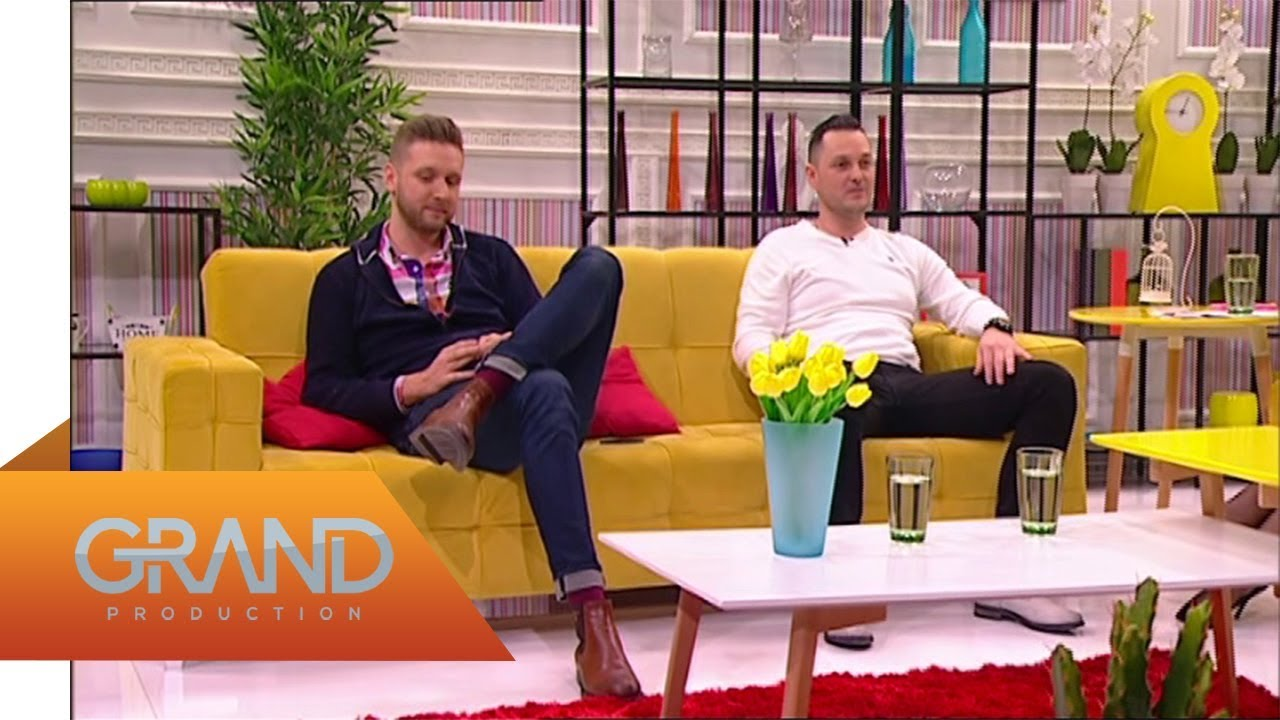 Semir Jahić, Jelena Kostov, Fatmir Sulejmani – Grand Magazin – (TV Grand – novembar)