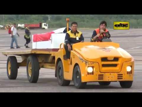 Llegó cuerpo del piloto paraguayo Gustavo Encina
