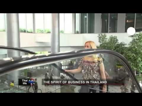 L'esprit d'entreprise en Thaïlande