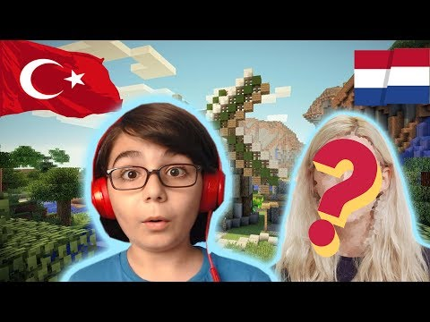 HOLLANDALI MİSAFİRİM !!! | MİNECRAFT EGG WARS BKT