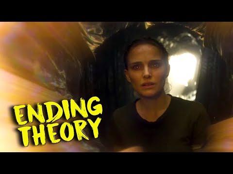 Annihilation (Netflix) Ending Theory Explained