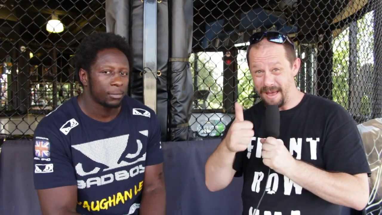Watch UTC's Yannick Bahati's latest Interview