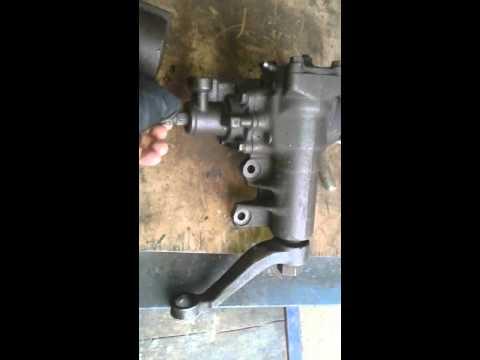 Рулевой редуктор с гидроусилителем на уаз фото