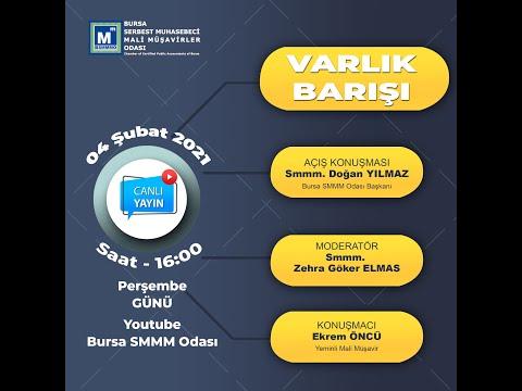 VARLIK BARIŞI - ONLİNE SEMİNER