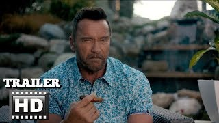 Nonton Killing Gunther Official Trailer #1 (2017) Arnold Schwarzenegger Action Comedy Movie HD Film Subtitle Indonesia Streaming Movie Download