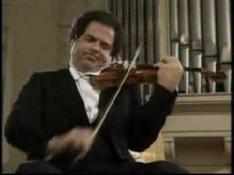 Tchaikovsky - Sérénade Mélancolique op. 26 (Perlman)
