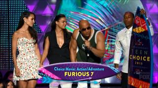 Nonton Furious7 & PaulWalker win at 2015 TCA's - VinDiesel, MichelleRodriguez, Ludacris, JordanaBrewster Film Subtitle Indonesia Streaming Movie Download