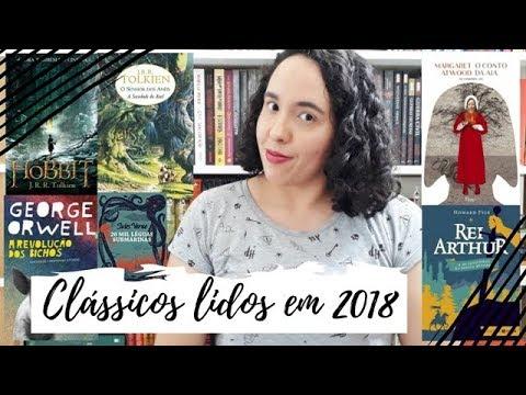 Clássicos lidos em 2018 | Um Livro e Só