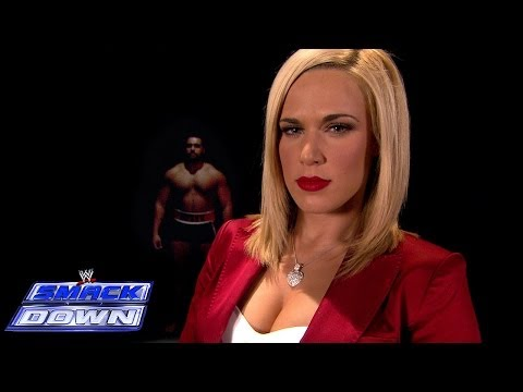 Lana and Alexander Rusev discuss their quest for greatness by any means necessary