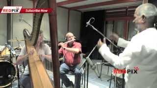 Maestro's Melody, Yuvan Shankar Raja&Ilaiyaraaja Composing Song  In Hungary -- Live[RED PIX]