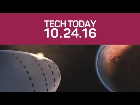 SpaceX develops huge fuel tank for Mars, Galaxy S8 release faces questions_Legjobb vide�k: �rhaj�