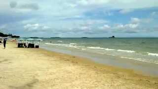 タイの自然景観ラヨーンビーチ