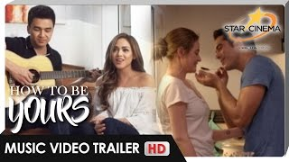 Music Video Trailer | 'Ambon' by Migz & Maya | 'How To Be Yours' Theme Song Video