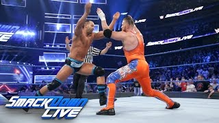 Nonton Tye Dillinger Debuts Against Curt Hawkins  Smackdown Live  April 4  2017 Film Subtitle Indonesia Streaming Movie Download