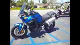 7. 2012 Yamaha Super Tenere For Sale Dealer Demo CHEAP!