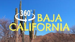 360º VIDEO: Baja California