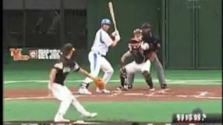 斉藤和巳 2006年の斉藤和巳のピッチング