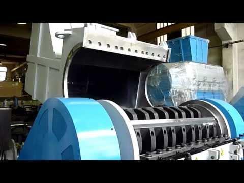 İnan Plastik Makinaları Bıçak Değiştirme, Kırma Makinası Temizleme