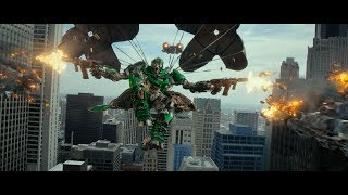 Transformers: Age of Extinction Big Game Spot - YouTube