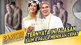 Video Alasan Baim Wong Pilih Paula Verhoeven Sebagai Putri Di Istanahnya – BARISTA EPS 116 ( 1/3 ) MP3, 3GP, MP4, WEBM, AVI, FLV Agustus 2019