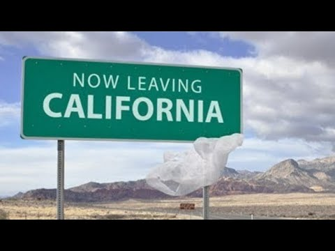 People are leaving California...Is it the liberals fault?