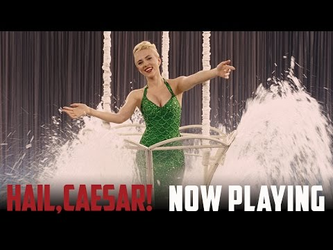 Hail Caesar Hail Caesar (TV Spot 'Now Playing')
