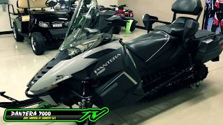 6. Country Cat - 2018 Arctic Cat Pantera 7000 Limited Walk Around