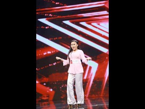 Hát và nhảy Hàn Quốc - Huỳnh Thị Thu - Vietnam's Got Talent 2016
