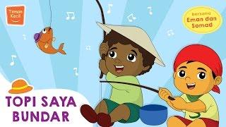 Lagu Anak Indonesia - Topi Saya Bundar - Teman Kecil